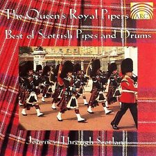 Journey Through Scotland by Queen's Royal Pipers (CD, Jun-1995, Arc Music)