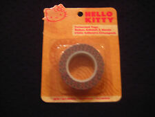 Hello Kitty - Patterned Tape - Striped Kitty - 45 ft.