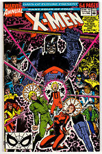 X-MEN ANNUAL #14 8.5 OFF-WHITE TO WHITE PAGES COPPER AGE
