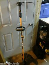 RYOBI STRING TRIMMER EXPAND IT STRAIGHT SHAFT W/ TRIGGER SWITCH USED