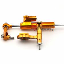 CNC Steering Damper Stabilizer For Yamaha YZF R1 07 08 09 10 11 12 13 2014