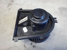 Porsche Carrera 911 996 AC Heater Blower Motor Fan J064