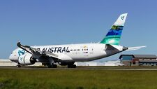 INFLIGHT 200 if7870616 1/200 Air Austral b787-8 Dreamliner F-olrc con supporto