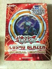 YuGiOh Cosmo Blazer Special Edition SE FACTORY SEALED Deck/Box 3 Pack