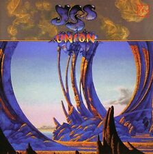 YES - Union SPECIAL EUROPEAN RELAEASE with BONUS TRACK (4007192615582)