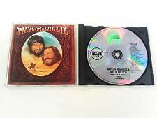 WAYLON JENNINGS & WILLIE NELSON WAYLON & WILLIE CD