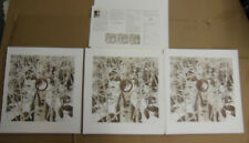 ' Two More Indian Horses ' by Bev Doolittle Signed & Numbered 3 Print Suite COA