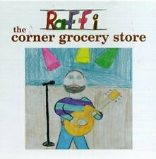 Corner Grocery Store & Other S - Raffi (1996, CD NIEUW)