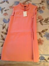 Tara Jarmon Dress Rose Pink Size 40