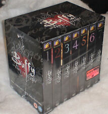 Buffy The Vampire Slayer Complete DVD Collection Box Set NEW SEALED
