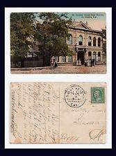 CALIFORNIA NAPA COUNTY ST HELENA HIGH SCHOOL 1910 TO GEORGE MUSSER, TO SUISUN