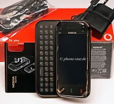 NOKIA N97-4 MINI 8GB RM-555 HANDY SMARTPHONE KAMERA MP3 WLAN UMTS TOUCH NEU NEW
