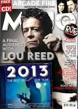 MOJO 1/2014 LOU REED Arcade Fire PRIMAL SCREEM Eminem +THE BEST OF 2013 CD @New@