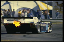 573098 Al Holbert 962 Turbo Porsche Daytona 24 hour A4 Photo Print