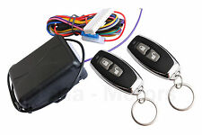 Car Universal Central Locking Entry Remote Control Keyless System Kit /2195