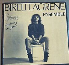 Bireli Lagrene Ensemble Featuring Vic Juris - Live *LP*Jazzpoint Records 1015
