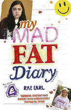 My Mad, Fat Teenage Diary, Earl, Rae Paperback Book