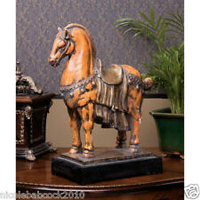 TANG DYNASTY SCULPTURE ANCIENT CHINESE ART REPLICA MUSCULAR STEED