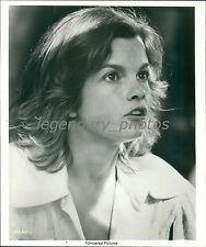 "Genevieve Bujold Plays Jane Barnet in ""Swashbuckler"" Original News Service Photo"
