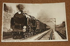 Vintage Postcard: Ocean Liner Express, S. Rly, Steam Train, Photochrom