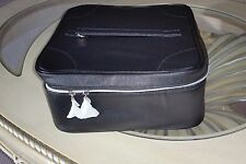 Lancome Parisian Holiday Travel Case Eiffel Tower Zip Large Makeup Cosmetic Bag