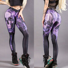 Madam High Waist Yoga Fitness Leggings Running Gym Stretch Sports Pants Trousers