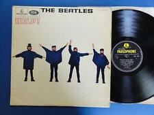THE BEATLES  HELP Parl 65 -2-2 UK orig LP VG