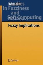 Studies in Fuzziness and Soft Computing Ser.: Fuzzy Implications 231 by...