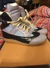 maison martin margiela Sneakers Multi Color Navy Blue Sz Eur 40