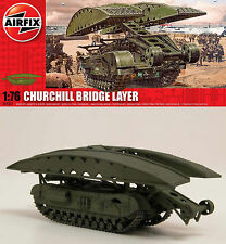 1:76 véhicule a04301 Churchill bridge Layer-AIRFIX