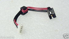 for Toshiba Satellite C855D AC DC Power Jack 4 Pin Connector Cable 6017B0356001