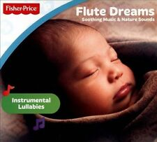 Flute Dreams: Soothing Music and Nature Sounds, Instrumental Lullabies [Digipak]
