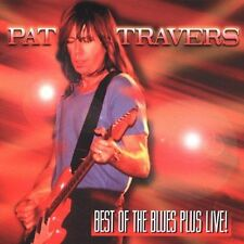 Travers, Pat Best of the Blues Plus Live! CD