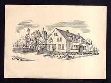 115021 AK Weida Thür. Künstlerkarte Haus der NSV um 1935