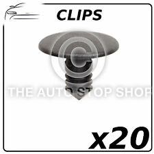 Clips Trim Clips Plug Tape Carpet Compatible with all Vehicles 424 Pack of 20