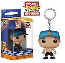 Funko Pocket Pop Keychain WWE: John Cena Vinyl Action Figure Collectible Toy