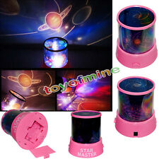 Universal SKY STAR LED MASTER COLORFUL NUIT PROJECTEUR cadeau LAMP Night Light