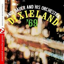 Dixieland '69 - Andi & His Orchestra Bauer (2013, CD NIEUW) CD-R
