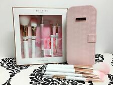 TED BAKER TREASURED TOOLS PENCIL CASE/MAKE UP BAG AND BRUSHES GIFT SETS