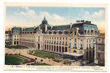 rennes  palais du commerce ,sur les plans de M. Martenot