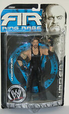 THE UNDERTAKER WWE FIGURE RING RAGE RUTHLESS AGGRESSION SERIES 20.5 WRESTLING