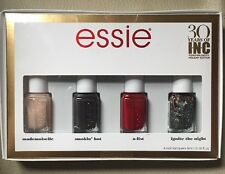 ESSIE Nail Polish Holiday Edition, Mini Gift Set, Limited Edition NIB