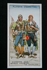 The Gondoliers   Gilbert and Sullivan  Palmieri's  1920's Vintage Card  VGC