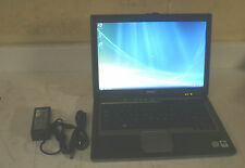 Dell Latitude D630 XGA 1.8GHz Intel Core 2 Duo 1GB RAM 80GB HD WiFi CDRW/DVD