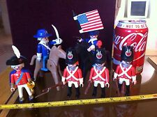 British Waterloo Troops Playmobil Very Old Vintage Set Collectable Classic