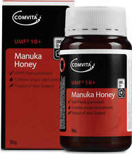 NEW UMF 18+ Manuka Honey Comvita 250 g -- Premium Quality