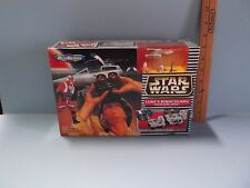 Micro Machines Star Wars Luke's Binoculars / Yavin Rebel Base Galoob 1996