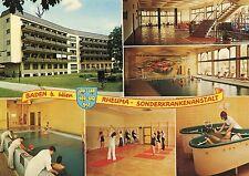 Alte Postkarte - Baden b. Wien - Rheuma-Sonderkrankenanstalt
