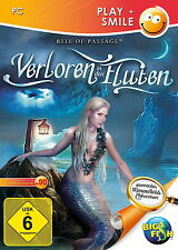 RITE OF PASSAGE * VERLOREN IN DEN FLUTEN *  WIMMELBILD-SPIEL  PC CD-ROM