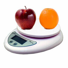 5KG DIGITAL LCD ELECTRONIC PRECISE KITCHEN COOKING POSTAL DIET FOOD WEIGHT SCALE